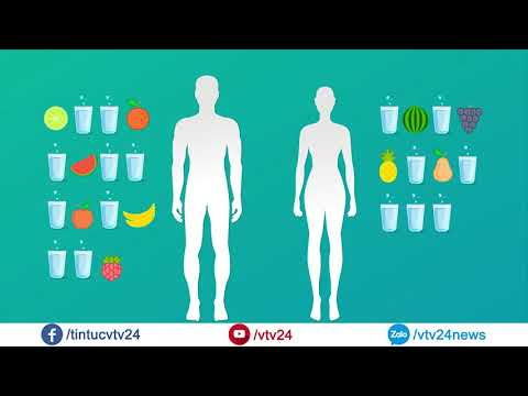 Bạn có biết uống quá 6 lít nước một ngày có thể dẫn tới tử vong? @ vcloz.com
