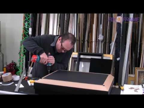 Shadowbox Picture Framing Brisbane Boxing Gloves Framed Part 9