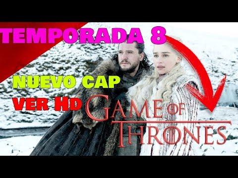 Como Ver Game Of Thrones Ultima Temporada 8 GRATIS online NUEVO CAPITULO
