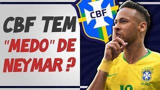 TITE e a CBF tem MEDO de Neymar - Entenda TODA A HISTÓRIA