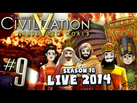 *LIVE* - Strategy Gaming Fun! Parv offers peace, but Lewis provokes him to continue his attacks. In some exchanges of fighting talk Parv appears to be cheating. Previous episode: http://youtu.be/TwTc9epAwio.