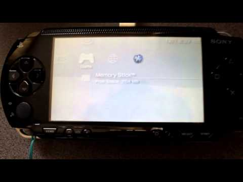 How To Upgrade to PSP 6.60 PRO-C2 Custom Firmware