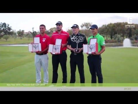Tunisian Golf Open 2016