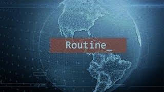 Video Alan Walker x David Whistle - Routine MP3, 3GP, MP4, WEBM, AVI, FLV Juni 2018
