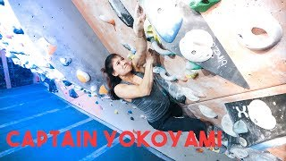 CAPTAIN YOKOYAMI IS BACK - TEASER - THE FUTURE by Eric Karlsson Bouldering