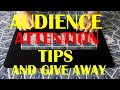 Dual Card Trick | Audience Attention Tips