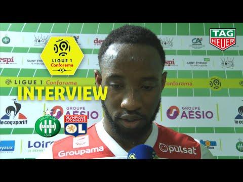 Interview de fin de match :AS Saint-Etienne - Olympique Lyonnais (1-2)  / 2018-19