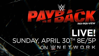 Nonton Watch Wwe Payback 2017   Live April 30 On Wwe Network Film Subtitle Indonesia Streaming Movie Download