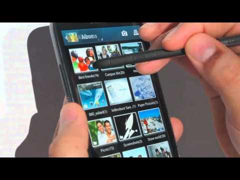 Samsung Galaxy Note II 香港動手玩(國語)