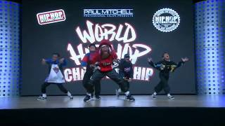 Video 2018  World Hip Hop Dance Championship Finals - Awesome Junior (Thailand) GOLD MP3, 3GP, MP4, WEBM, AVI, FLV Maret 2019