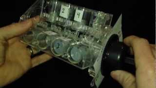7. The Honda VFR V4 engine sound explained visually!!!!