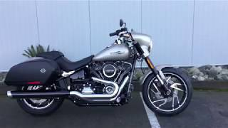10. 2018 Harley-Davidson FLSB Sport Glide
