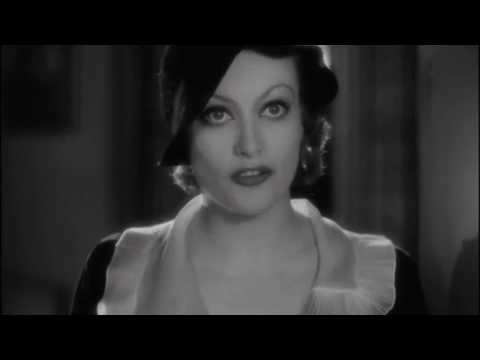 "Joan Crawford entry scene from ""Grand Hotel"""