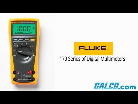 Fluke 170 Series of Digital Multimeters