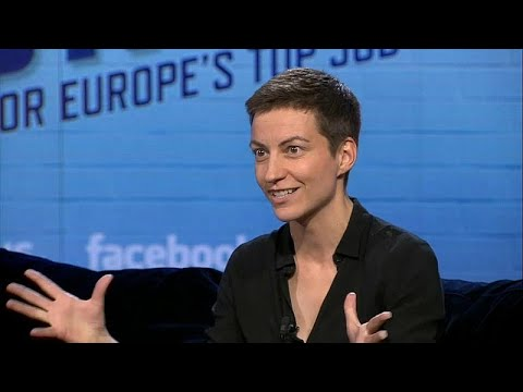 Ska Keller στο euronews: Να βάλουμε το περιβάλλον πάνω από το εμπόριο…