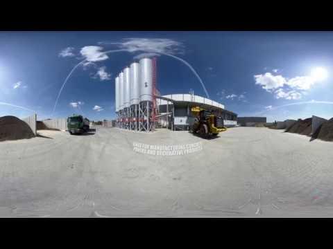 Techmatik - Virtual tour EN - (360 Video) VR