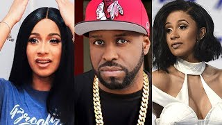 Video Funk Flex Goes Off on Cardi B Tells Her to STFU if You didn't Write Bodak Yellow MP3, 3GP, MP4, WEBM, AVI, FLV Mei 2018