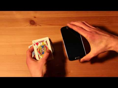 Video of Jack of Hearts - Card Magic
