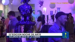 COBERTURA ESPECIAL EN LA FIESTA DEL OLIVO: NOTA A CLAUDIO FARIAS, INTENDENTE DE CRUZ DEL EJE