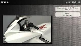 8. 2006 Honda VFR800 Interceptor Bay Area Motorcycle  - Nob Hill