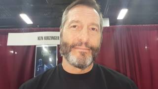 Jason Voorhees actor Ken Kirzinger