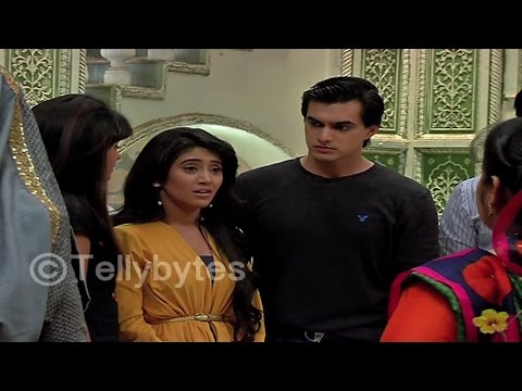 Yeh Rishta Kya Kehlata Hai On Sets