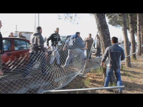 Eντονες διαμαρτυρίες από την διοίκηση του Δήμου Δέλτα στη δημιουργία κέντρου φιλοξενίας προσφύγων