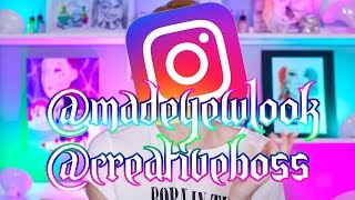 Instagram Changes and Bribing..? by Madeyewlook
