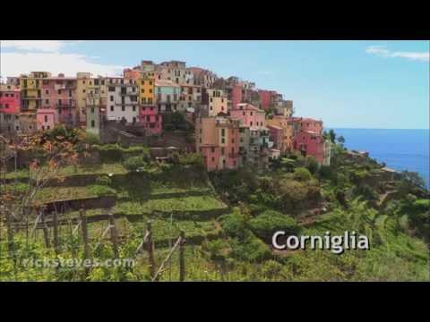 Italy – Hiking From Corniglia To Manarola
