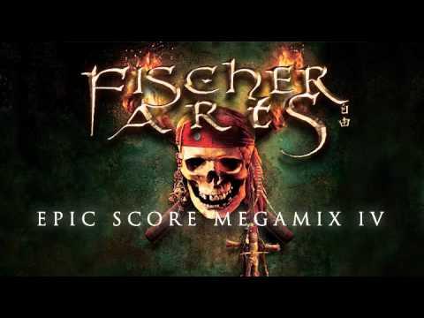 Pirates of the Caribbean - Soundtrack Megamix (видео)