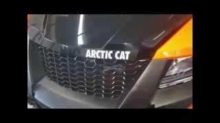 10. 2015 Arctic Cat 1000 XT PROWLER