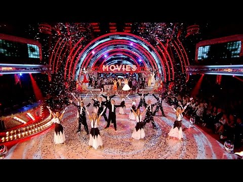 Strictly Pros Dance to 'There's No Business like Show Business' - Strictly Come Dancing 2014 - BBC