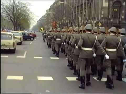 Die letzte Wachablösung der DDR 1990