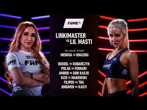 FAME MMA 4: I Konferencja (powtórka)
