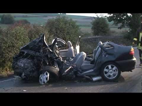 Allendorf: Zwei Tote bei Verkehrsunfall