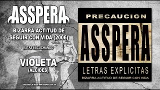 Download Lagu ASSPERA - VIOLETA Mp3