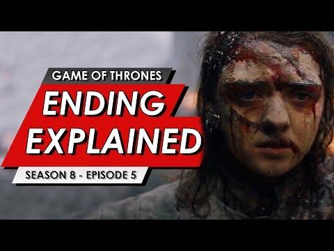 Game Of Thrones: Season 8: Episode 5: Ending Explained, Story Recap + Episode 6 Predictions