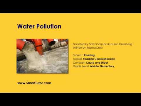 story time water pollution cause and effect