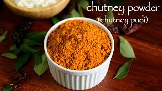 full recipe: http://hebbarskitchen.com/chutney-powder-recipe-chutney-pudi/download android app: https://play.google.com/store/apps/details?id=com.hebbarskitchen.android&hl=endownload iOS app: https://itunes.apple.com/us/app/id1176001245Website – http://hebbarskitchen.com/Facebook – https://www.facebook.com/HebbarsKitchenTwitter – https://twitter.com/HebbarsKitchenPinterest – https://www.pinterest.com/hebbarskitc...Google plus one – https://plus.google.com/1036076617425...Linkedin - https://in.linkedin.com/in/hebbars-ki...Instagram - https://www.instagram.com/hebbars.kit...Tumblr - http://hebbarskitchen.tumblr.com/Twitter - https://twitter.com/HebbarsKitchenMusic: https://soundcloud.com/vexentochutney powder recipe  chutney pudi recipe  gunpowder recipe with detailed photo and video recipe. basically a spiced lentil powder served as condiment to enhance the taste with either hot steamed rice, idli or with dosa. traditionally it is prepared with urad dal, chana dal, toor dal, grated coconut, dried red chillies and some curry leaves.chutney powder recipe  chutney pudi recipe  gunpowder recipe with step by step by step photo and video recipe. a typical complete south indian breakfast or meal would be incomplete without the chutney powder as condiment to it. ideally it is served as side dish to dosa and idli with coconut chutney and sambar to spice it up. however gunpowder / chutney podi is also served with hot steamed rice along with a generous pour of ghee or coconut oil.