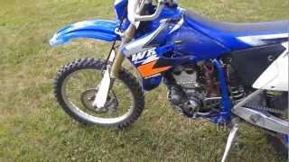 7. YAMAHA WR250F 2006