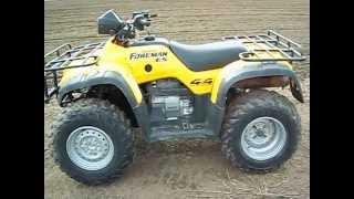 10. '02 Honda Foreman 450 ES 4x4