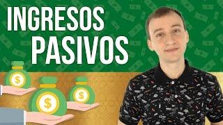 Video: Ingresos Pasivos - Cómo Ganar Dinero Incluso Cuando NO Trabajas