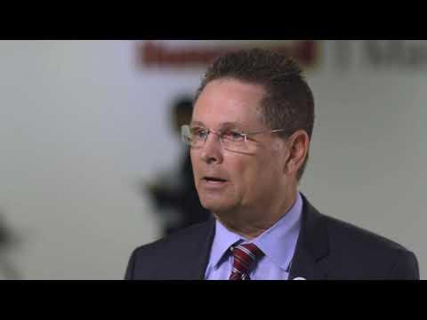 Norm Gilsdorf discusses why Honeywell chose Masdar City for its new Innovation Centre