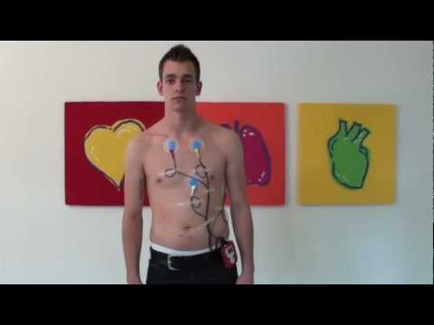 comment poser holter tensionnel