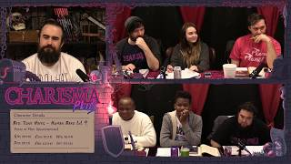 Gharr The Corrupted!! - Charisma Plus Ep 32 Dungeons and Dragons 5e