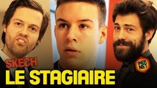 LE STAGIAIRE - INERNET (feat. Seb la Frite & Vincent Tirel)