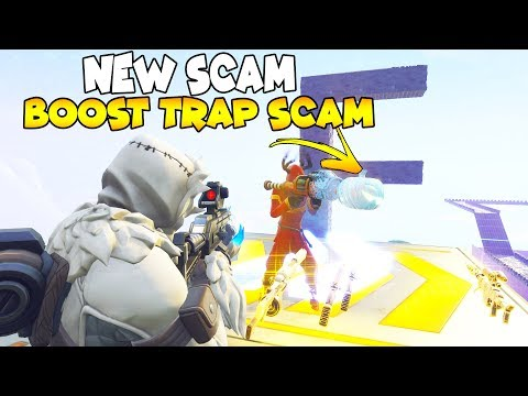 New Invisible Ceiling Trap Scam Fortnite Save The World Youtube