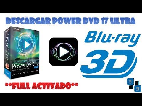 ☛☛Descargar Power DVD 17 Ultra 2017** 32 y 64 Bits** ►FULL ACTIVIADO◄