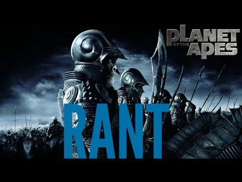 Planet Of The Apes(2001) - Movie Review/Rant
