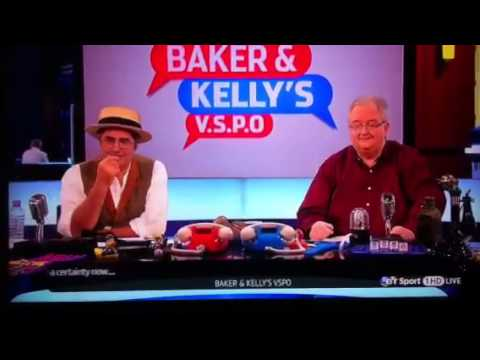Colin on Danny Baker & Danny Kelly's BT Sport show
